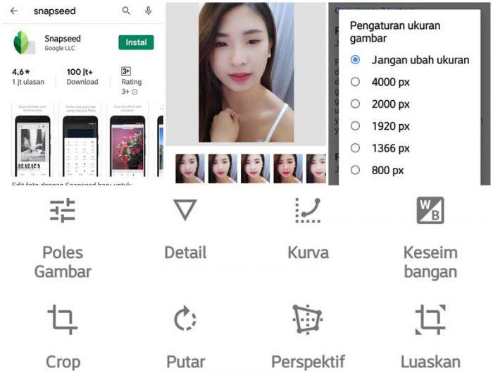 Cara Memperbesar Ukuran Foto jpg di Android