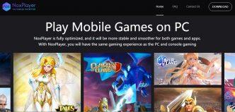Main Mobile Legend di PC