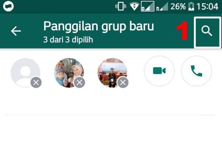 Video Call Group Whatsapp