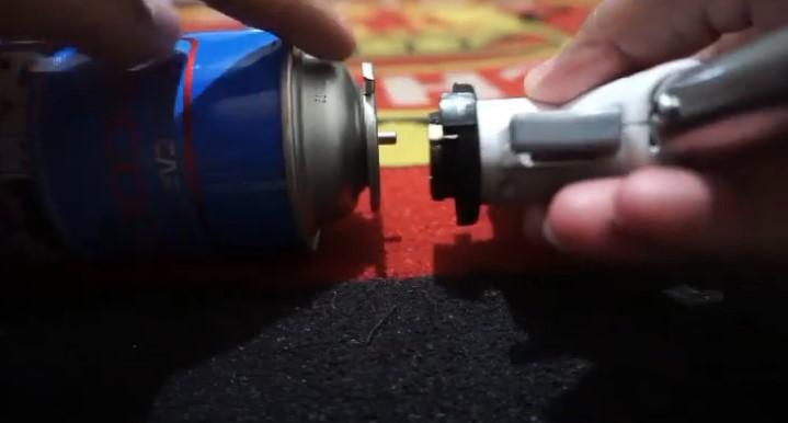 Cara Pasang Gas Torch